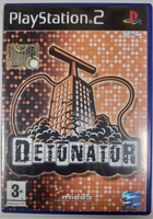 PS2 PlayStation 2 - Detonator