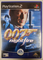 PS2 PlayStation 2 - 007 Nightfire
