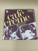 Café Creme - unlimited citations- disco vinile 45 giri