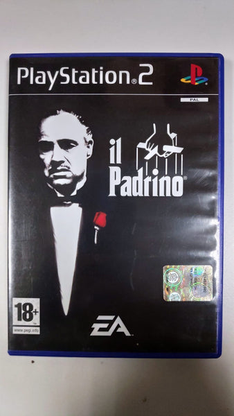 PS2 PlayStation 2 - Il Padrino
