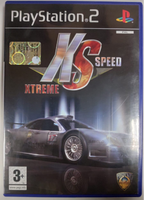 PS2 PlayStation 2 - XS xtreme speed