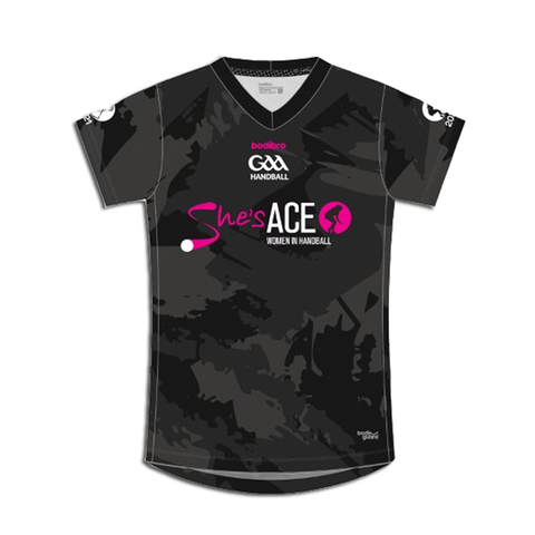 2021 She's Ace Jersey (Black)
