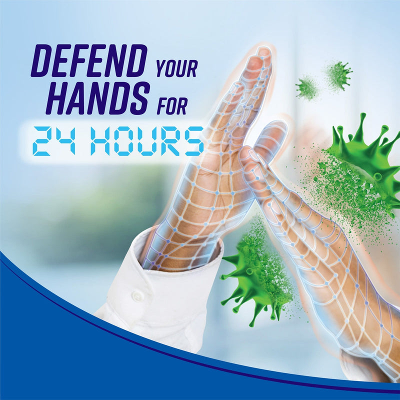 Fine Guard PureHands, Hand Sanitizer, 24 Hours Protection, Non Toxic Disinfectant Foam- 50ml