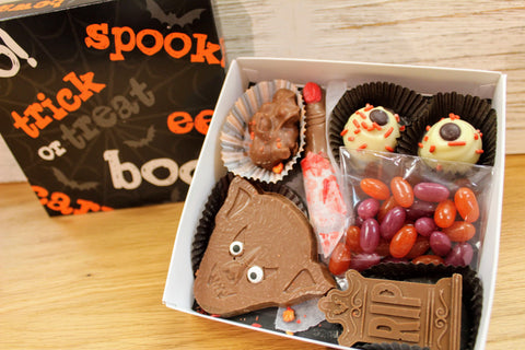 Trick or Treat? Halloween Sweets