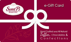 Sweet P's Pantry Gift Certificate