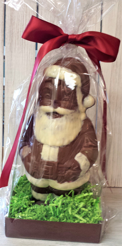 Chocolate Santa, Large