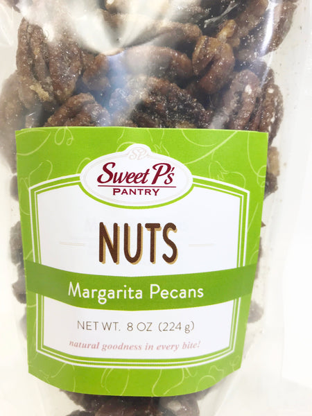 Award Winning Margarita Pecans