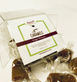 Ginger Molasses Caramels