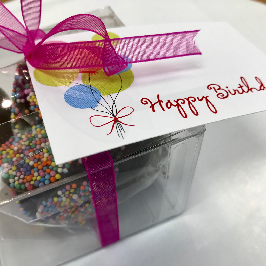 Personalized Mini Treat Boxes
