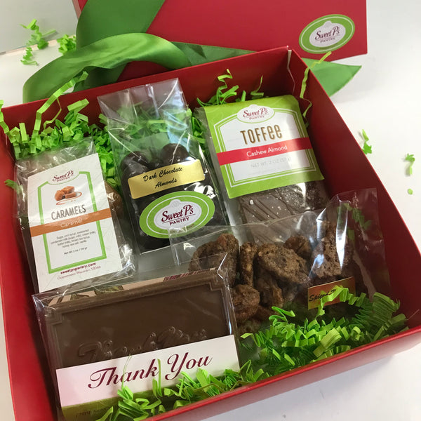 Sweet Greetings Gift Box