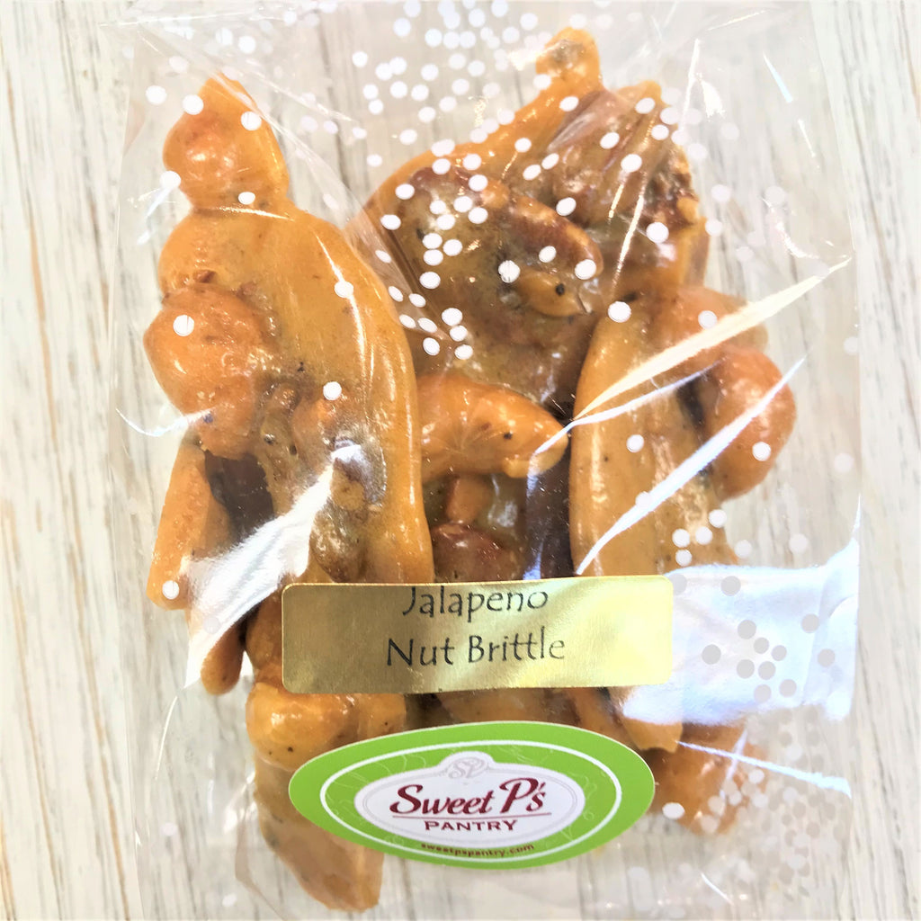 Jalapeno Mixed Nut Brittle