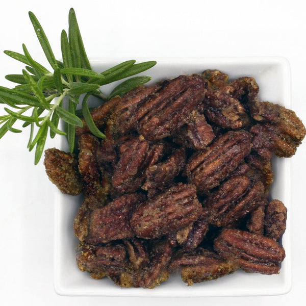 Rosemary Salt & Pepper Pecans