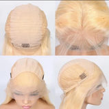 613 Frontal Wig - Heavenly Browns Beauty