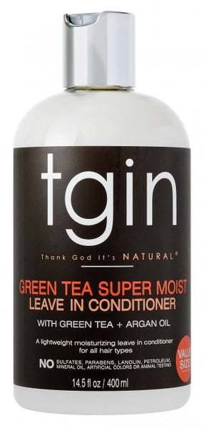 Tgin Green Tea Leave In Conditioner