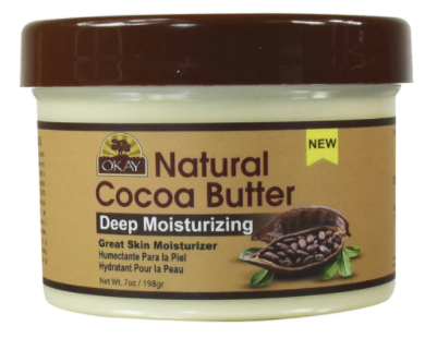 Okay 100% Natural Cocoa Butter