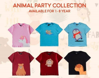 ANIMAL PARTY COLLECTION