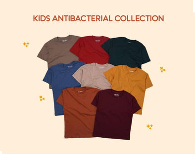 KIDS ANTIBACTERIAL COLLECTION