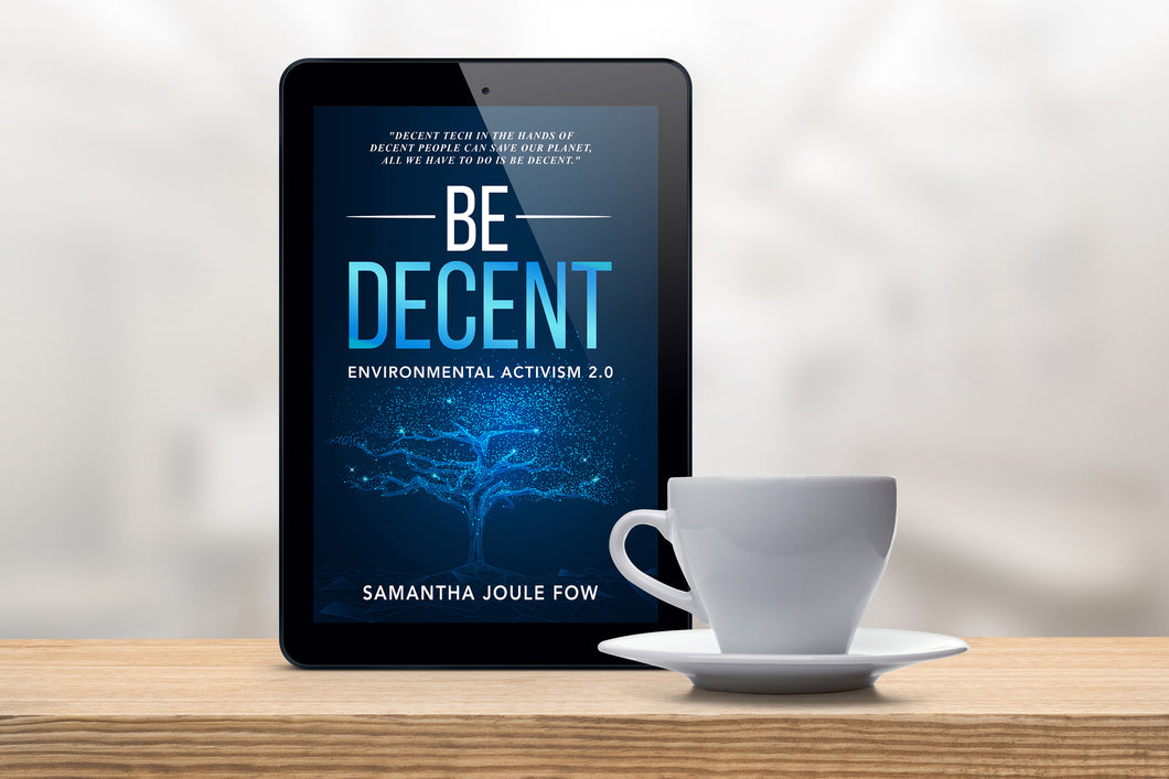 BE DECENT- KINDLE E-BOOK