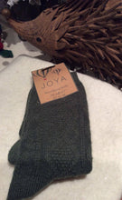 Load image into Gallery viewer, Ladies Wool Blend Single Pair socks