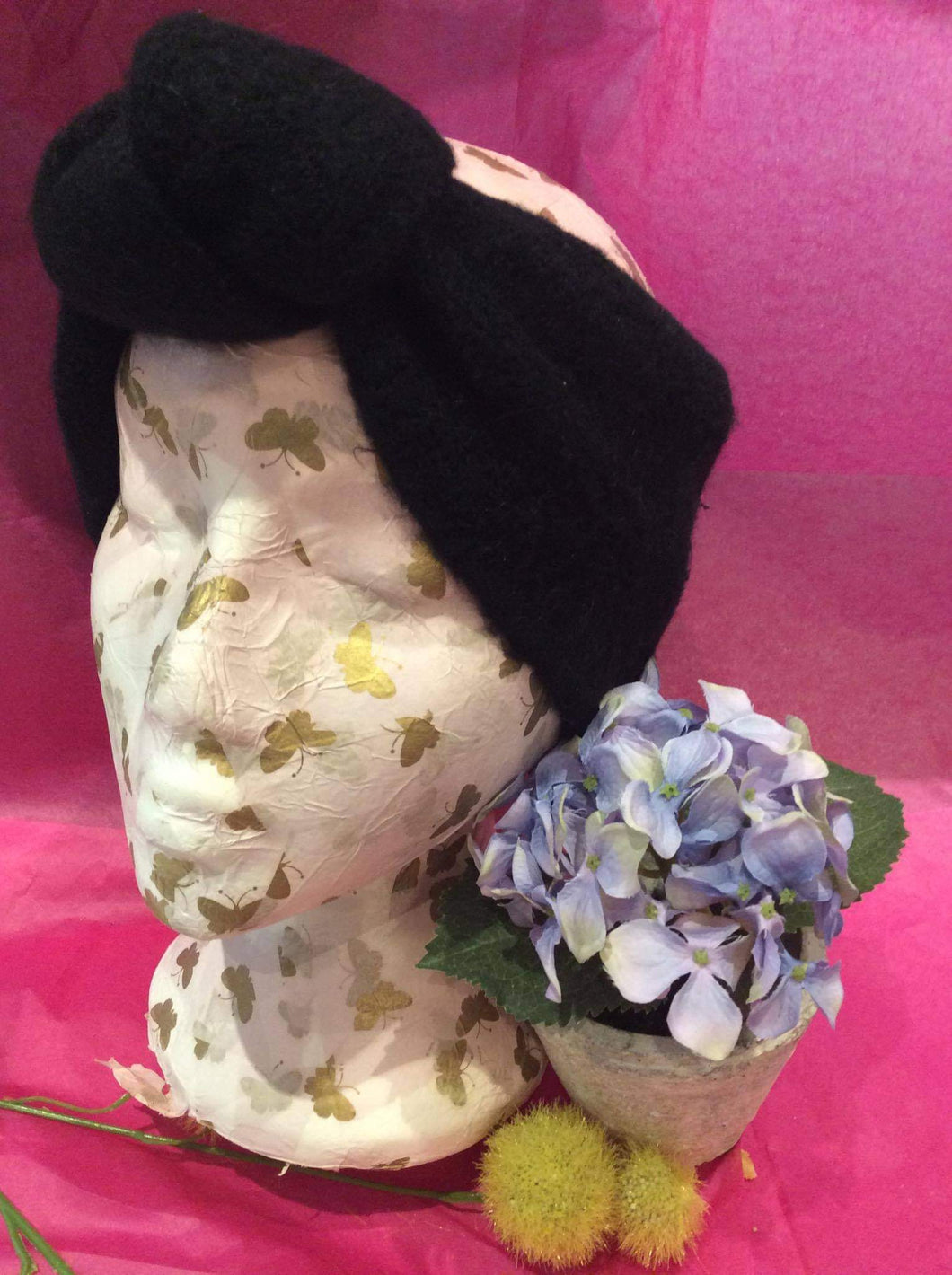 Knotted Head Warmer - 2 Colours Available