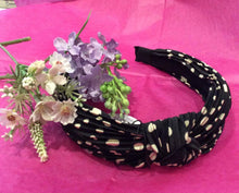 Load image into Gallery viewer, Polka Dot Hairband (variety available)