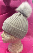 Load image into Gallery viewer, Bobble Hats - Variety of Colours Available