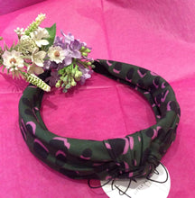 Load image into Gallery viewer, Leopard Print Hairband (2 colours available)