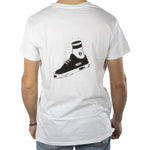 Tee-shirt Riding shoe