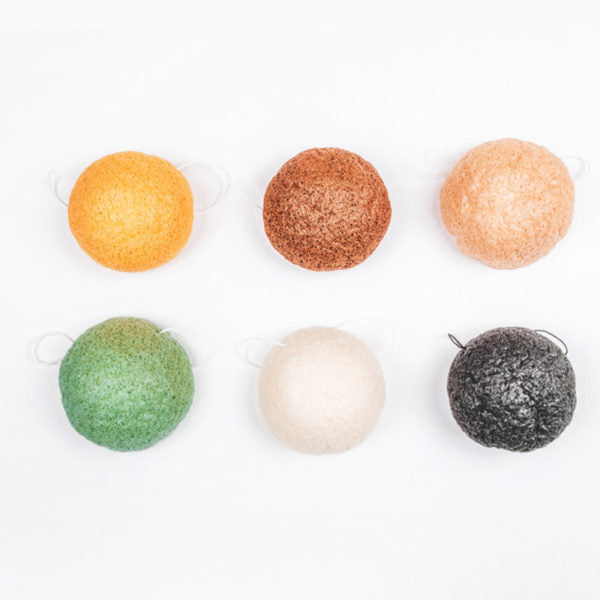 Konjac sponge Packs