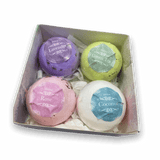 Essential Oils Bath Bombs