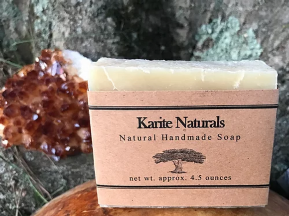 Neem and Ginger Soap
