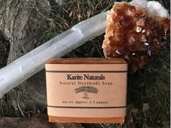 Fire Natural Soap