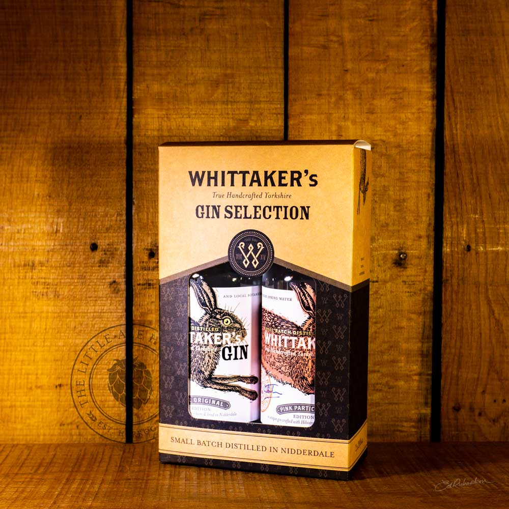 Whittaker's Original & Pink 20cl Gift Pack