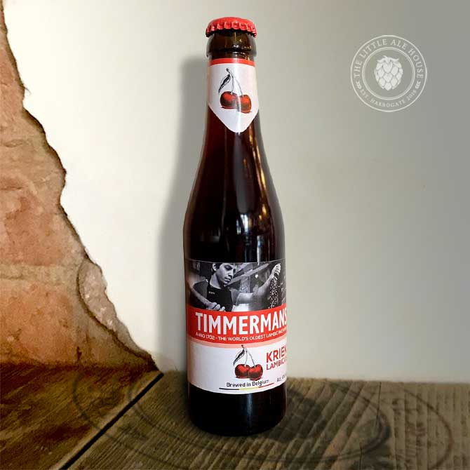 Timmermans Cherry 4% 330ml