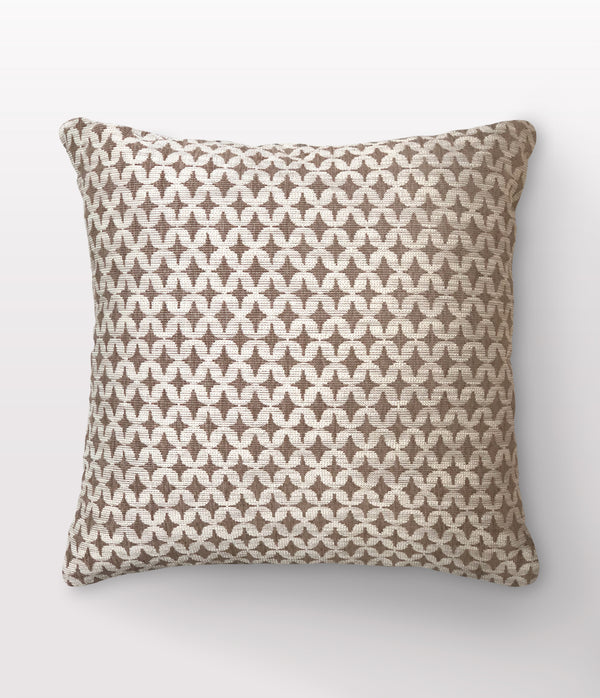 "Noa Timber Throw Pillow - 22"" x 22"""