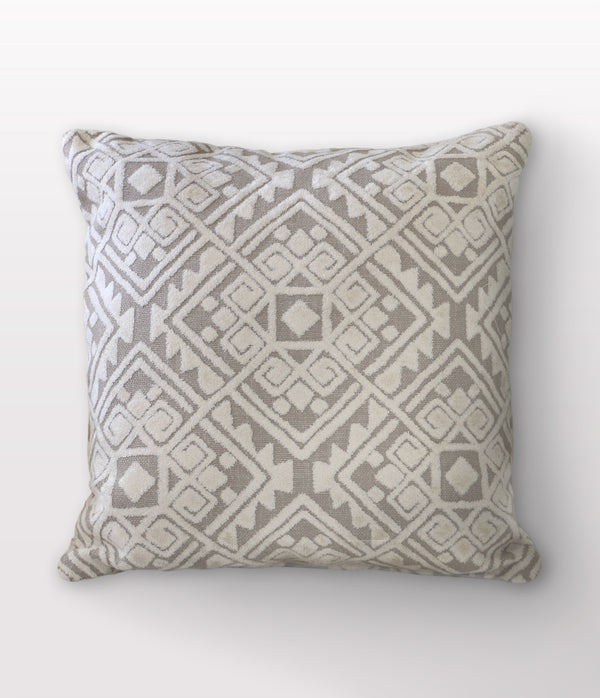 "Maya Dove Throw Pillow - 24"" x 24"""