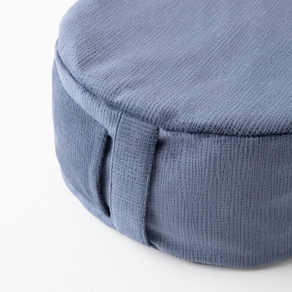 The Calm Meditation Cushion - Royal Suede