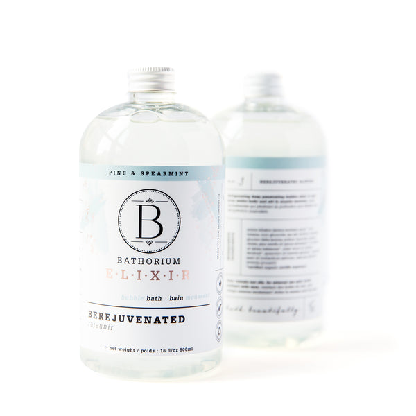 BeRejuvenated - Bubble Bath Elixir