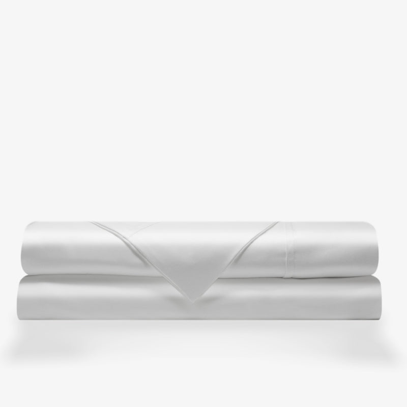 Capri Luxury Pillow Sham - White