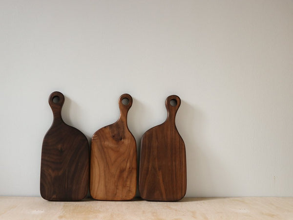 Muskoka No. 1 - Cutting Board - Walnut