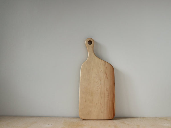 Muskoka No. 3 - Cutting Board - Light Grain Maple