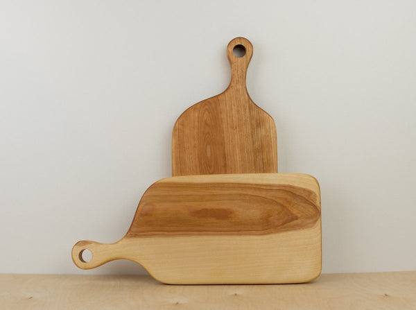 Muskoka No. 3 - Cutting Board - Golden Yellow Birch