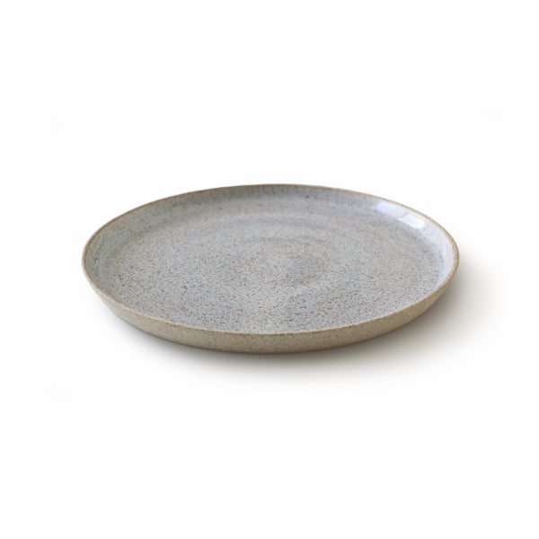 "Speckled Sand Stoneware  - 7"" Salad Plates"