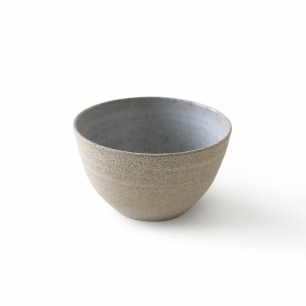Speckled Sand Stoneware Tea Bowls - Set of 2