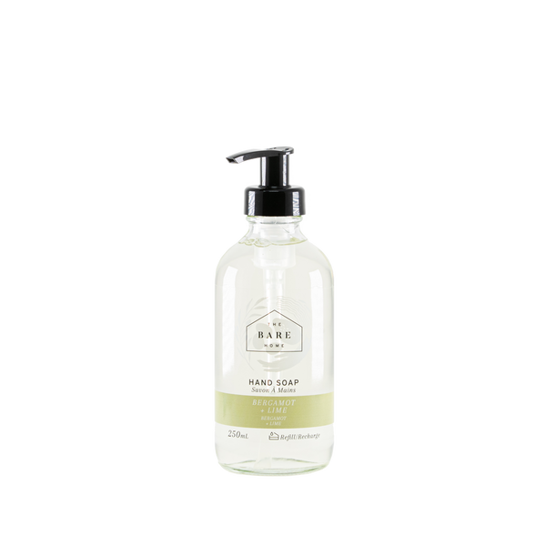 The Bare Home Hand Soap - Bergamot + Lime