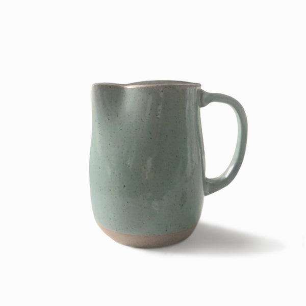 Simply Speckled Collection Pitcher - Green
