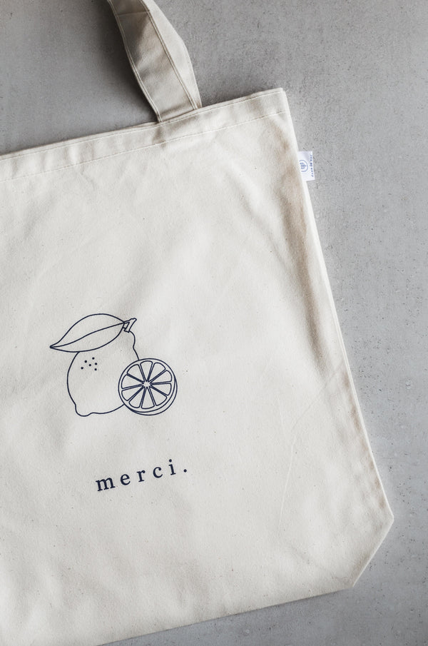 The Market Bag - Merci