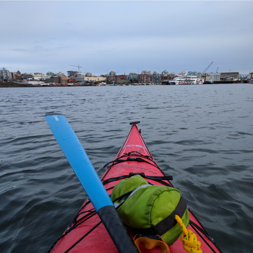 Fall In Love with My New Kayaking Tool - Gearlab Akiak