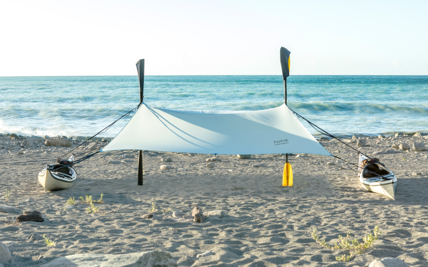 Gearlab Outdoors Launches First Instant Tent Fly for Kayakers on Kickstarter