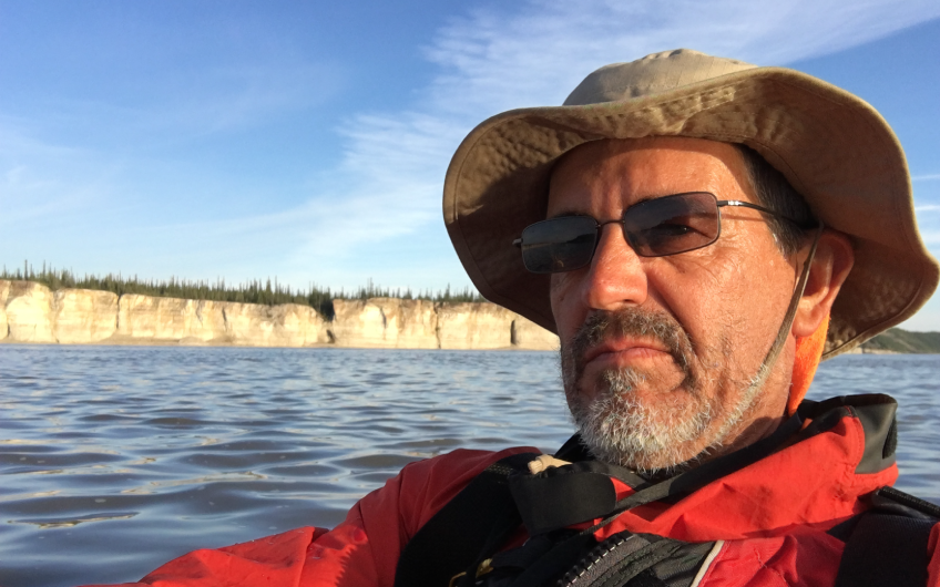 Dan Wynne: Challenging Mackenzie River Record Of 1000 Miles In 15 Days with Gearlab Akiak
